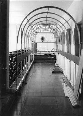 Aufbau Tunnel 1