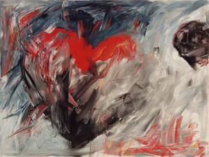 Vergangene Liebe, 60x50, Öl auf Leinwand